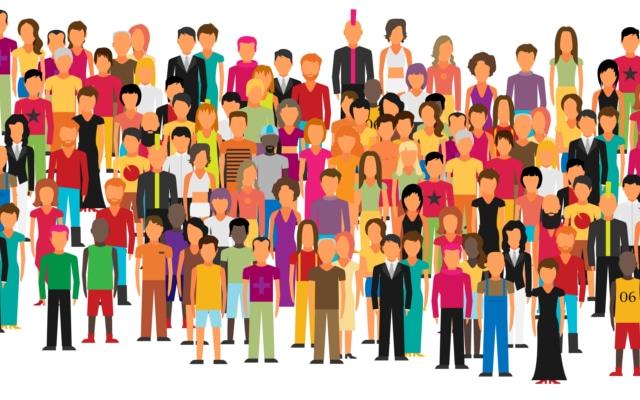 京都の人口や男女比