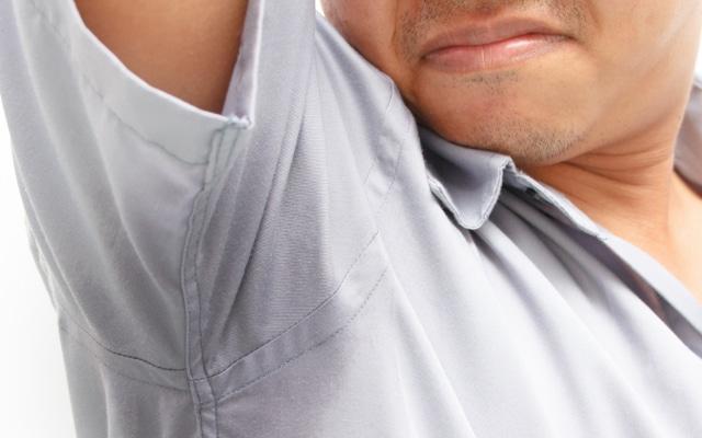 男性の体臭