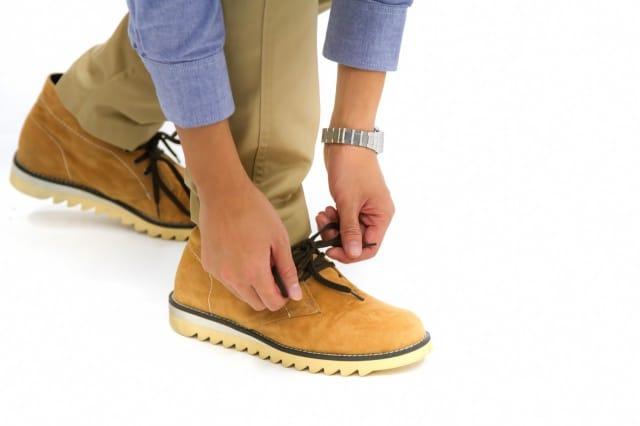 靴は男の身だしなみ