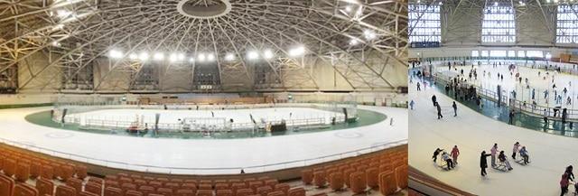 青森市青森県営スケート場