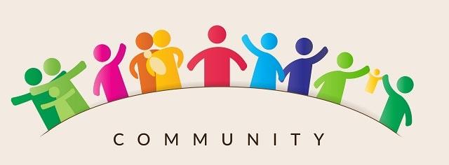 いいねが増えるコミュニティ