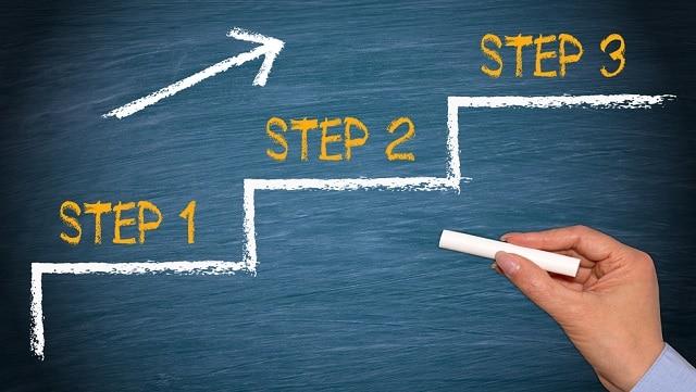 彼女を作る3ステップ